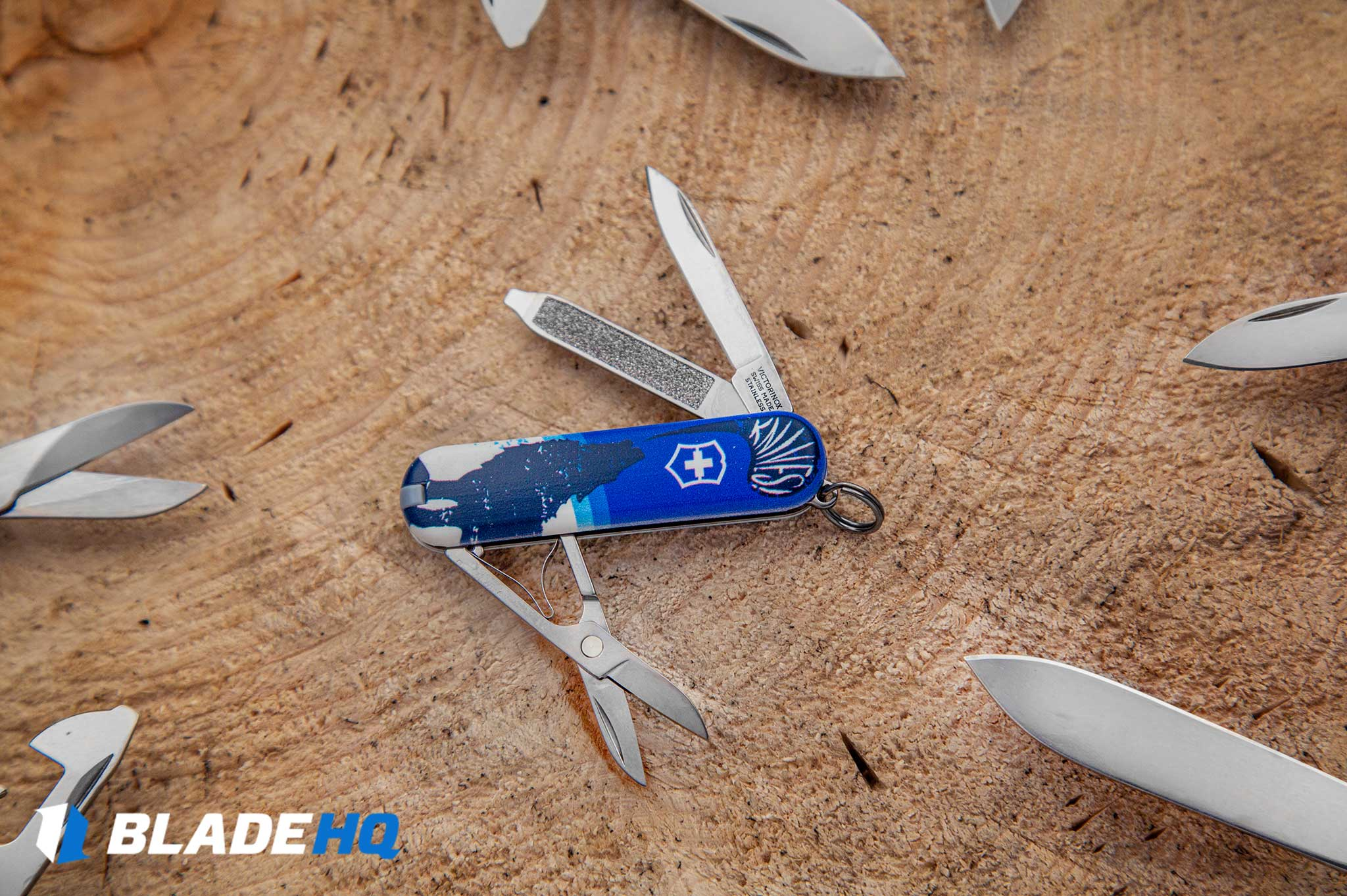 Victorinox Classic SD Knife Pocket Clip