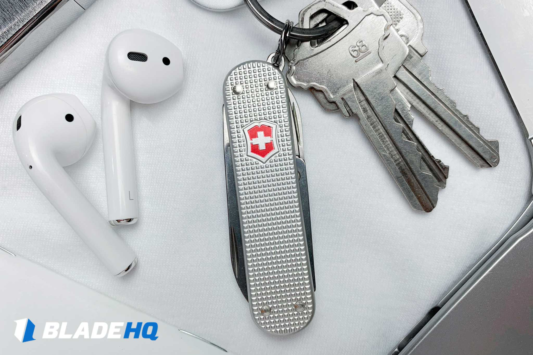 Victorinox Classic SD Knife Materials