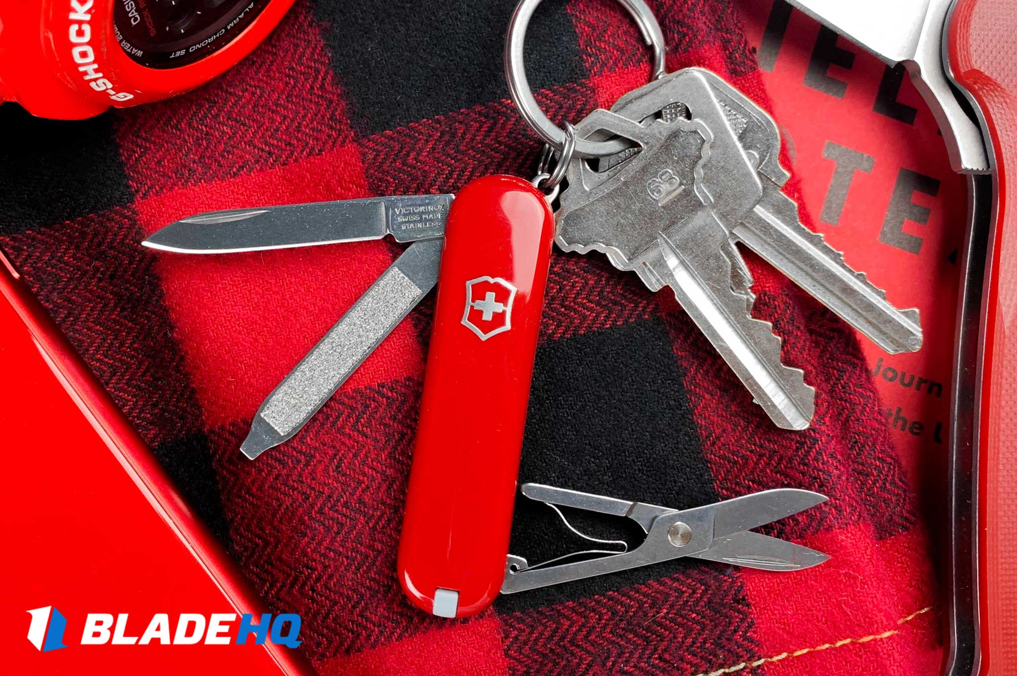 Victorinox Classic SD Knife Importance