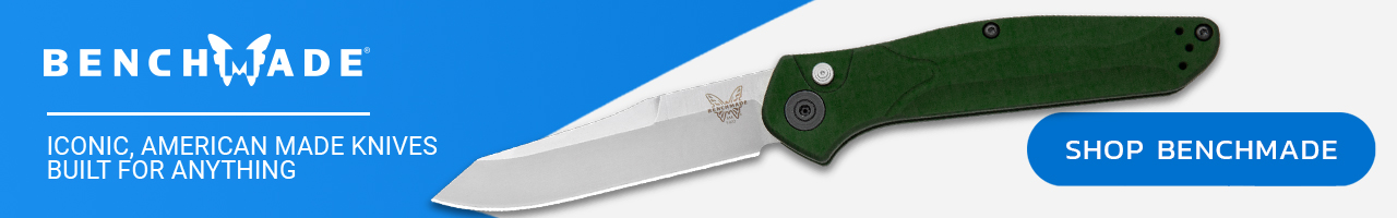 Shop Benchmade, National Knife Day Sale 2020