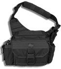 Maxpedition Mongo Versipack Black Shoulder Sling Pack Bag 0439B