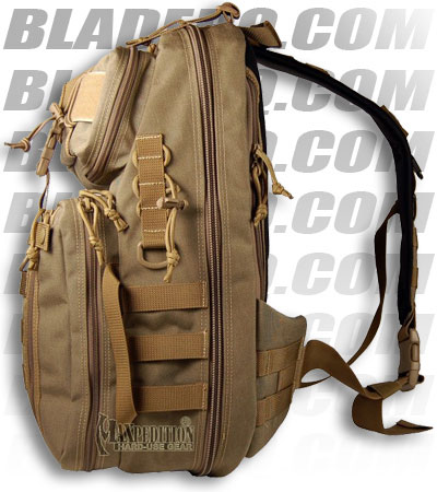 Maxpedition Kodiak Gearslinger Foliage Green Shoulder Sling Pack Bag 0432F