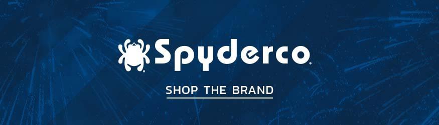 Shop Spyderco Knives