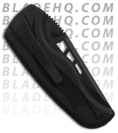 Blackie Collins Zytel Lightweight Spring Assist Letter Opener Knife (PLN)