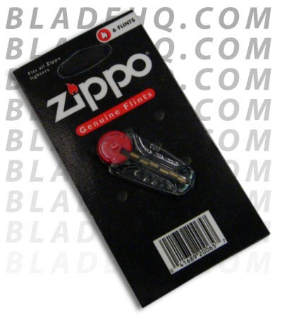 Zippo Genuine Flint Replacement 6 Pack