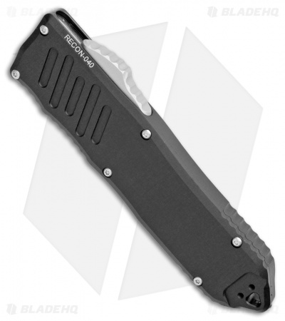 "Guardian Tactical Recon 040 OTF Auto Knife Drop Point (3.75"" Two-Tone) 113211"