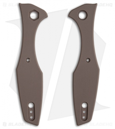 Karbadize  ZT 0393 Replacement Scales - Brown G-10