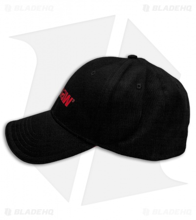 Kershaw Black Fitted Cap (M / L)