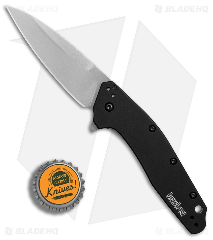 Kershaw Dividend Assisted Opening Knife Black (3