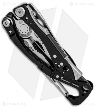 Leatherman Skeletool KB Knife + Multi-Tool Bundle - Black 832608