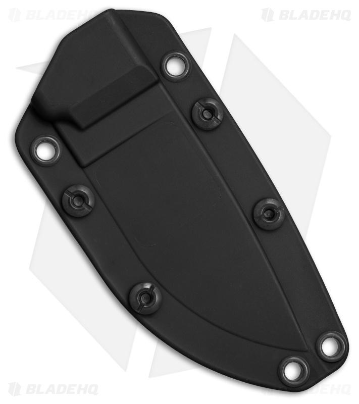 Ontario OKC Rat 3 Black Kydex Belt Sheath W/ TekLok 8621