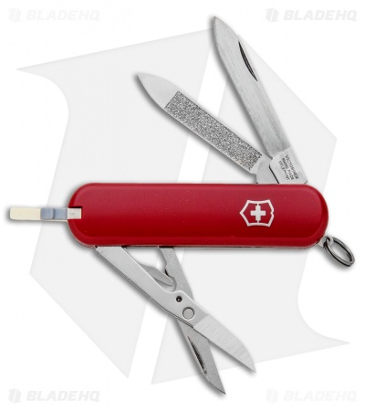 Victorinox Executive 81 Swiss Army Knife Red 6423.US1