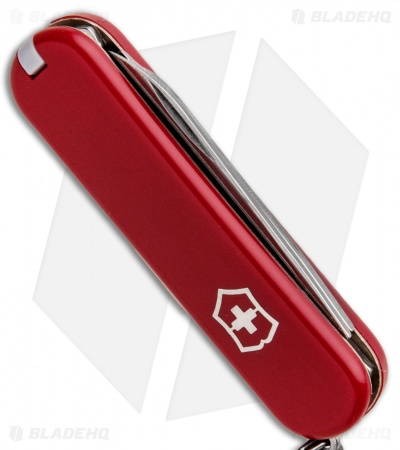 Victorinox Signature Classic Swiss Army Knife Red 54093