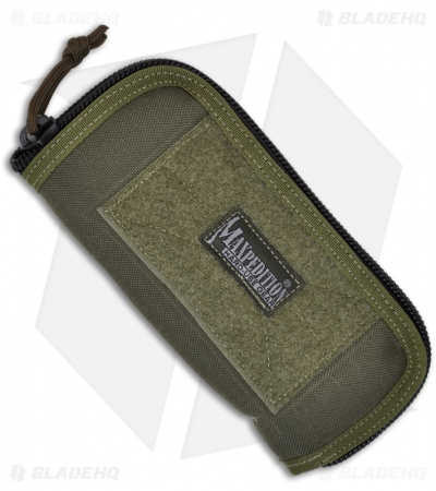 Maxpedition R-7 Tactical Razorshell OD Green Protective Knife Pouch 1462G