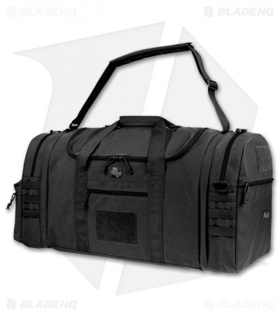Maxpedition Black 3-in-1 Load-Out Duffel Bag 0653B