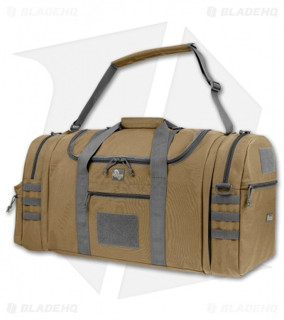 Maxpedition Khaki-Foliage 3-in-1 Load-Out Duffel Bag 0653KF