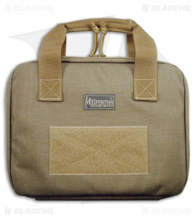 Maxpedition Gun Rug Bag Khaki 8� x 10� Pistol Case 1308K