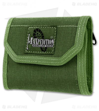 Maxpedition CMC Wallet OD Green 0253G