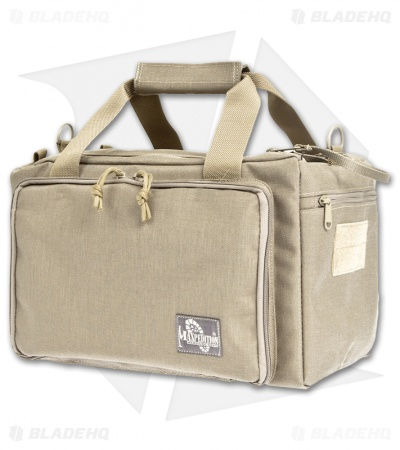 Maxpedition Compact Range Bag Khaki Tactical Case 0621K