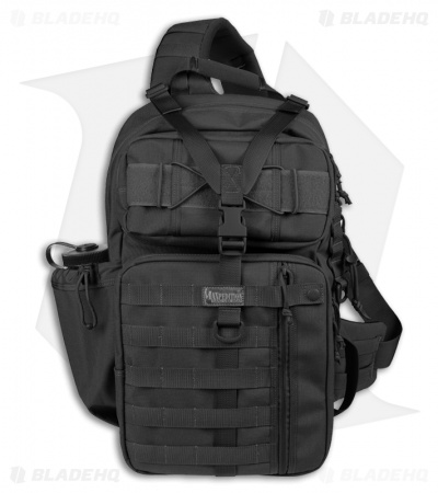 Maxpedition Kodiak Gearslinger Black Shoulder Sling Pack Bag 0432B