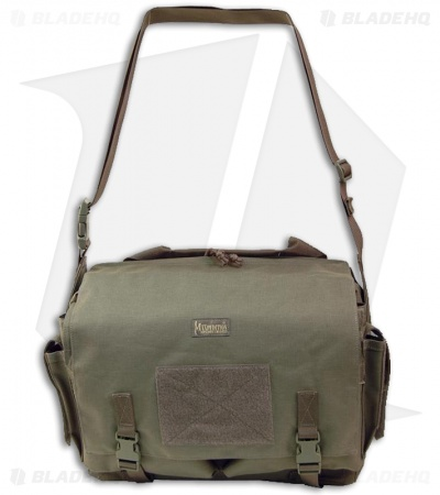 Maxpedition Larkspur Foliage Green Small Messenger Bag Covert Carry 9832F
