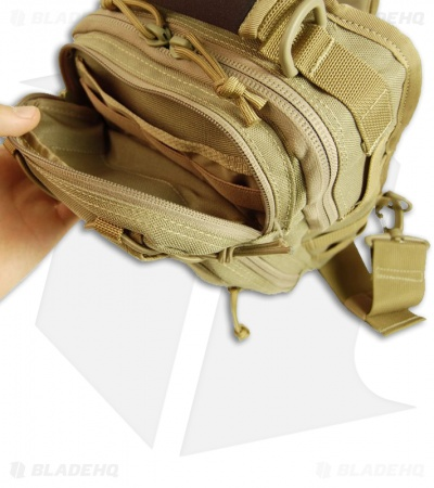 Maxpedition Lunada Gearslinger Foliage Green Shoulder Pack Bag 0422F