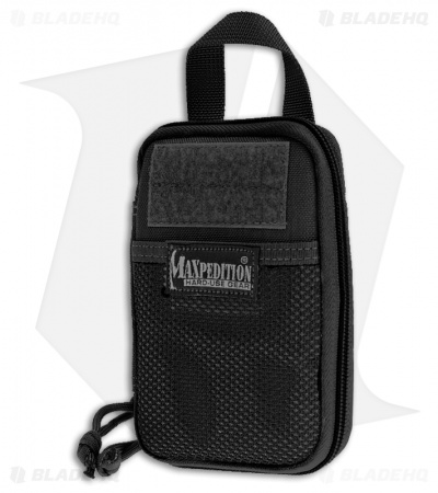 Maxpedition Mini Pocket Organizer Black Bag 0259B