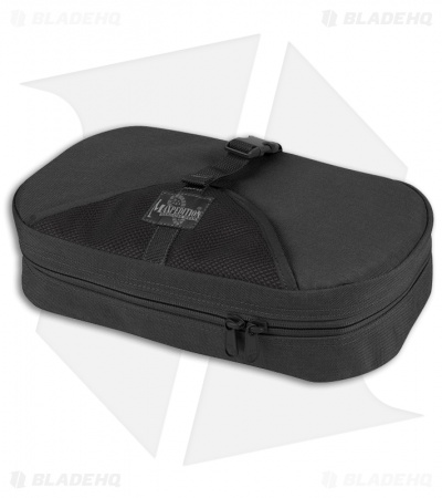 Maxpedition Tactical Toiletry Bag Black Travel Case 1810B