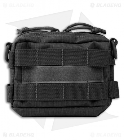 Maxpedition TacTile Pocket Small Black Utility Pouch Bag 0223B