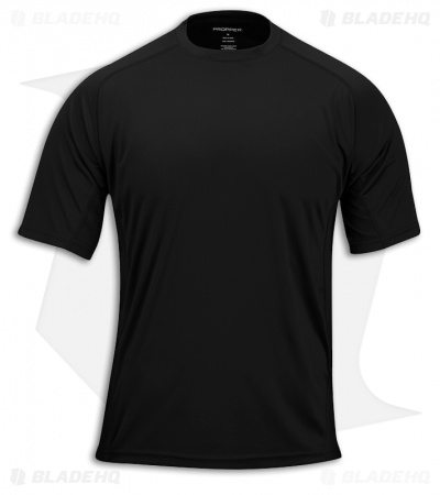 Propper System Tee Lightweight T-Shirt (Black) F5373