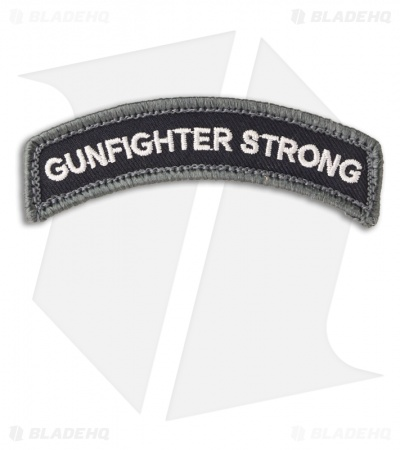 MSM Gunfighter Strong Patch Hook Velcro Back (SWAT)