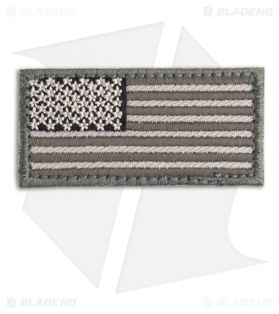 MSM US Flag Mini Patch Hook Velcro Back (SWAT)