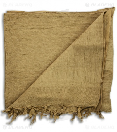 Camcon Shemagh Head Scarf (Desert Tan)