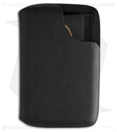 Hell-Bent Holsters Original Combat Wallet 1 Black Kydex CW1
