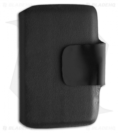 Hell-Bent Holsters Combat Wallet 2 w/ Money Clip Black Kydex CW2