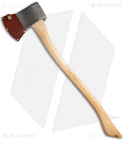 "Snow & Nealley ""Our Best"" Woodsmen 30"" Axe (3.5 lb)"