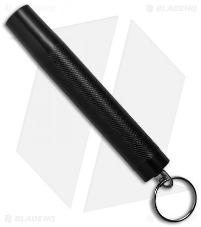 "Pocket Baton Coil Spring 12"" Black Tactical"