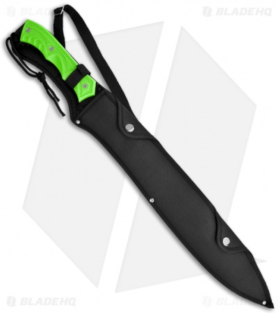 Zombie Wilderness Machete