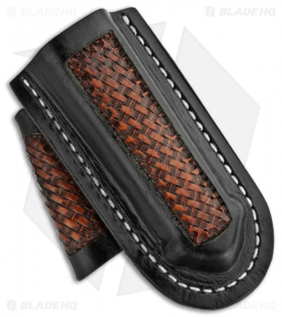 Matt Cook Custom Leather Sheath Benchmade 42 and 62 Series