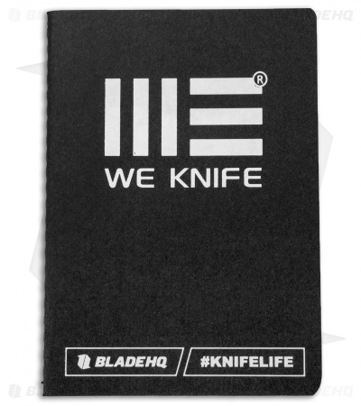 "WE Knife Co. EDC Notebook (3.5"" x 5"")"