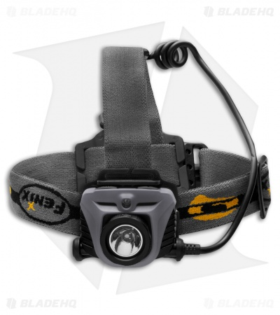 Fenix HP05 Headlamp Cree XP-G LED Gray (350 Lumens)