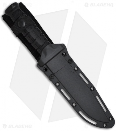 "Cold Steel Leatherneck SF Fixed Blade Knife (6.75"" Black) 39LSFD"