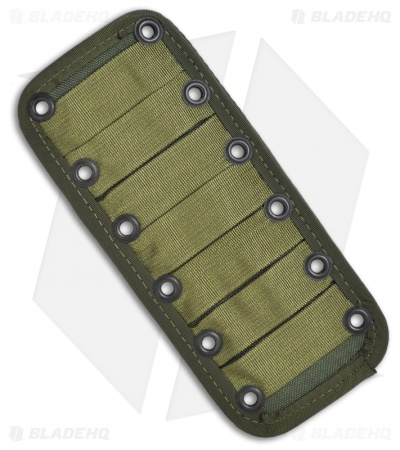 ESEE Junglas Accessory MOLLE Panel (Green)