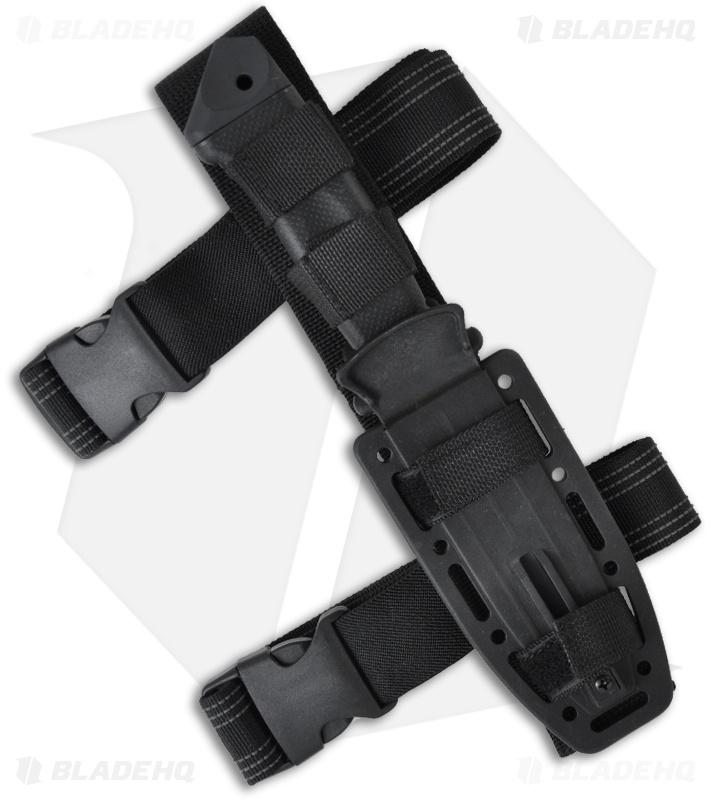 94c226d479a Gerber LMF II Infantry Black Fixed Blade Combat Knife (4.84
