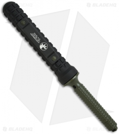 "Microtech Jagdkommando Knife Green Fixed Blade (7.13"" Green) 105-1GR"
