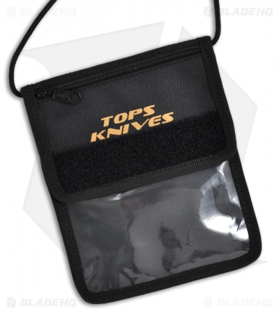 TOPS Knives Survival Neck Wallet SNW-01