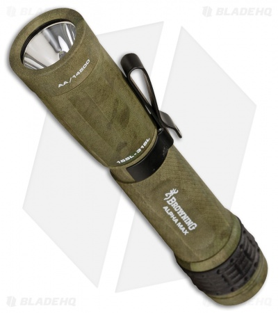 Browning Hell's Canyon Speed Alpha Max Flashlight OD Green (315 Lumens) 3711247