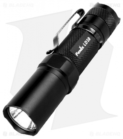 Fenix LD10 LED Flashlight High Performance Cree XP-G (R5) 100 Lumens