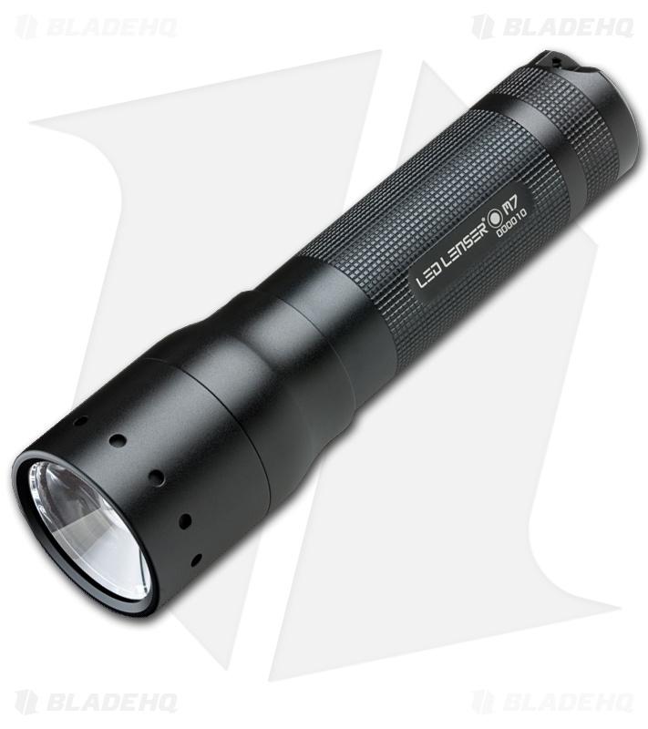 LED Lenser M7 Tactical Torch Flashlight