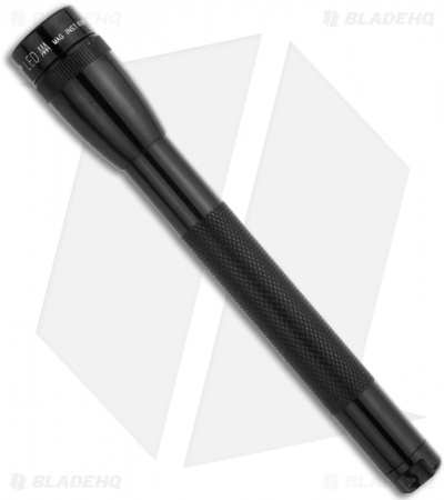 Maglite Mini LED Flashlight 2-Cell AAA Black (77 Lumens)
